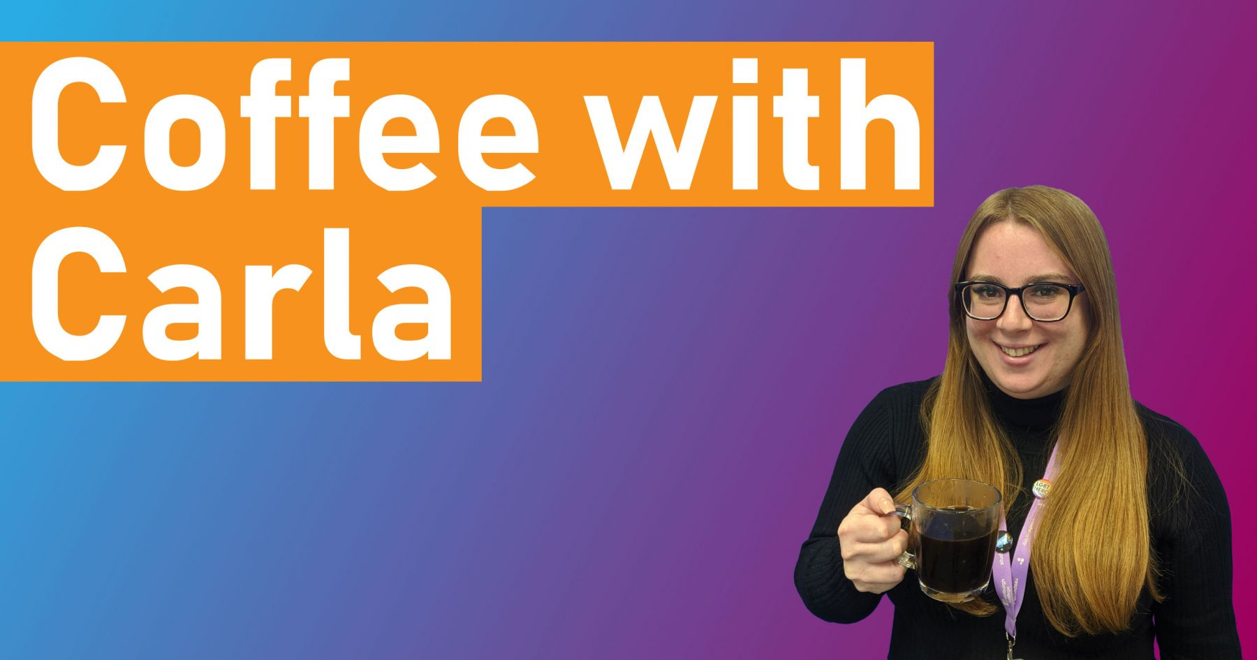 Coffee with Carla: Episode 1